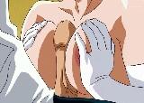 Tit Fucking Anime