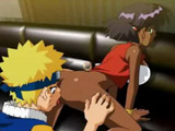 Naruto Interracial Hentai Sex